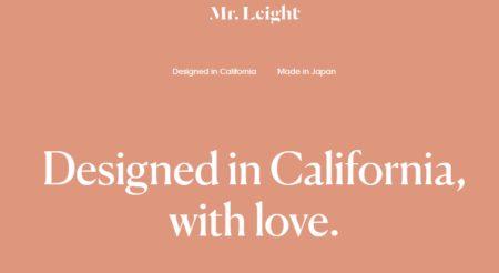 Mr Leight